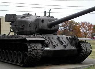 压强原理-坦克车